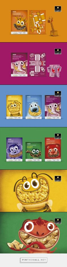Children Cereals // Supperstudio