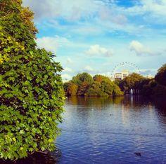 St James Park, London | Visual walking tour