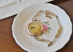 Antique Ladies Watch Bracelet Style Watch by #AlegriaCollection #atsocialmedia #google
