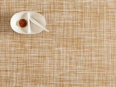 Micro Rectangle Placemat in Goldenrod