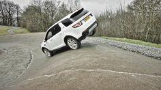 Range Rover perfect balance !