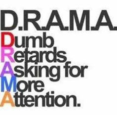 Definition of DRAMA