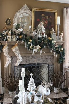1000 Images About Christmas Decorating For The Holidays