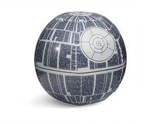 death star beach ball