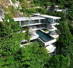 Villa Amanzi - A project by Original Vision LA CASA DE MIS SUEÑOS