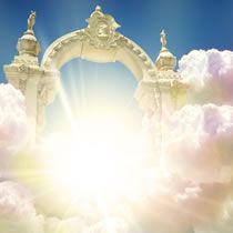 Visions of Heaven Backgrounds Volume 1 - 3D Model Licensing