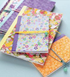 DIY-notesbøger