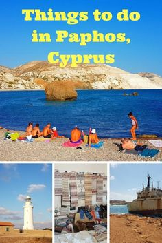 The best things to do in Paphos, Cyprus. Travel in Asia.