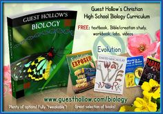 """Page 1 of 3 - Homeschool High School Biology - posted in High School and Self-Education Board: So...   I did the same thing for high school bio that I did for chem.  Remember, though, that I'm not a high school specialist in Bio so my judgments on whether something is reg or honours could be off - please feel free to correct me if you disagree with something I've posted!   I didn't include a category for """"Math background needed"""" for most of the bio curricula (except..."""