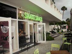 Restaurant: Shake Shack – Miami Beach, Florida