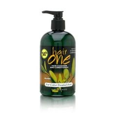 Hair One Hair Cleanser & Conditioner w/Jojoba for Color-Treated Hair 12 oz. Cleansing Conditioner, Hair Conditioner, Wen Hair Care, Hair Detox, Hair Health And Beauty, Hair Cleanser, Black Hair Care, Best Shampoos, Wine