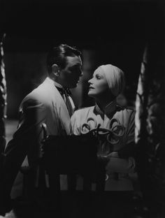 George Brent & Greta Garbo in The Painted Veil (1934)