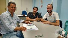 Noede Araujo adicionou 3 novas fotos. 14 de fevereiro às 12:01 · Mais uma reunião com o Secretário de Ação Social, Edgar Ájax Filho. - www.ajax-pucci.blogspot.com