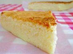 Mi Gâteau mi Flan à la Noix de Coco