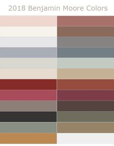 benjamin moore s 2018 color of the year is here colors on benjamin moore color chart visualizer id=53374