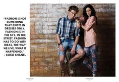 Outfitters Summer Collection 2013 For Men And Women