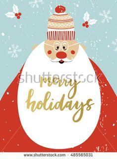 Christmas Bundle Handdrawn Elements Creativework  Christmas