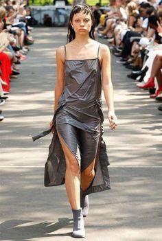 Eckhaus Latta Spring/Summer 2017 Ready-To-Wear Collection   British Vogue #NYFW
