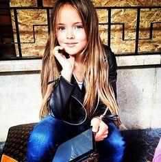 A 9-year-old Model   Christina Pimenova - Slim Fashion