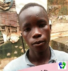 Meet SATURDAYS Orphan WORKS HARD 4 A LIVING - Ebola's orphan Seneah, 13. Help Seneah raise awareness #4EbolaOrphans in Sierra Leone. Pin me - heart me - repin me (lots) 2 raise awareness 4 the 12,000+ Ebola orphans just like me. If you support Seneah's cause FIND his friends & CREATE your own Board #4EbolaOrphans ! Mix it up with pins of your own - Get creative #4ebolaorphans & we'll feature every Board on our website to show our appreciation!