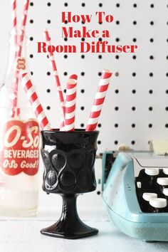 How To Make a Room Diffuser — Apartment Therapy Tutorials | Apartment Therapy
