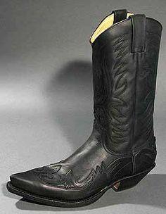 Western Sendra Boots 2073 Cuervo West Olimpia 023 Lavado #Cowboy ...