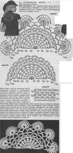 Gallery.ru / Фото #23 - Комбинирование вязания с тканью - DolinaIRINA