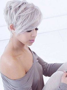 Image result for short pixie cuts