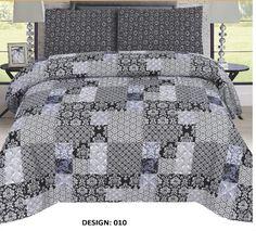 564852469c0c Luxury Black & Gray Khaadi Bedding Sheet. Price $55.00 100% Cotton 1 Flat  sheet 2 pillow covers.