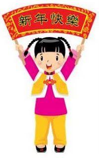 Chinese New Year activities!