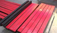 belt conveyor buffer strip