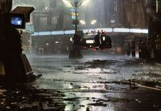 Spinner police car in #BladeRunner (1982)
