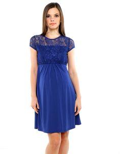 e60fb1fd905 Keira Lace Maternity   Nursing Dress - Royal Blue. Breastfeeding  DressMaternity Nursing DressMaternity WearMaternity FashionMaternity  DressesPregnancy ...