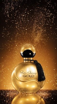 Have you checked out the new Far Away Gold fragrance? It's already one of my favorites! The scent & bottle were inspired by a glamorous golden dream and it smells like ylang, jasmine and vanilla....yum! www.youravon.com/gpeavy