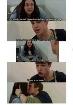My mad fat diary, Finn and Rae Sharon Rooney, Nico Mirallegro, Diary Quotes, Crazy Fans, Himym, This Is Love, Film Serie, Favorite Tv Shows, True Love