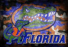 Florida Gators Wallpaper iPhone on WallpaperSafari Fla Gators, Florida Gators Basketball, Florida Gators College, Florida Gators Logo, Gator Logo, Georgia Bulldogs Football, Gator Football, College Football, College Sport
