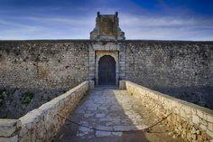 Castillo de los Condes, Chinchón Comunidad de Madrid, España