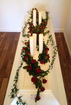 floristenjohanna.blogg.se - Blommor till begravning