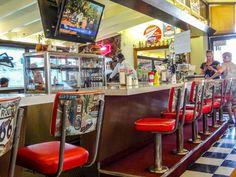 Parki Narodowe USA, które warto odwiedzić. - Milky Route 66, Liquor Cabinet, Storage, Burgers, Furniture, Home, Decor, Purse Storage, Hamburgers