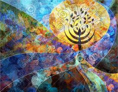 Jewish Holiday, Fine Art, Judaica, Yom Kippur, Sukkot, Rosh Hashanah, Shabbat, Tu B'shvat, Hanukkah, Chanukkah, Purim, Pesach, Passover, Shavuot, Pentecost, Rosh Chodesh | karinforeman.com
