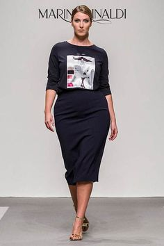 Fashion Over 40, Curvy Fashion, Plus Size Fashion, Womens Fashion, Plus Size Outfits, Cute Outfits, Dresses For Work, My Style, Casual