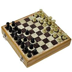Rajasthan Stone Art Unique Chess Sets and Board *** For more information, visit image link.