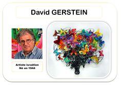 David Gerstein - Portrait d'artiste