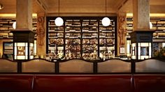 A British import of a faux-French brasserie with a nostalgic transatlantic menu; we recommend the simple classic bistro dishes, but don't skip the outstanding bread basket either! More information: http://www.timeout.com/london/restaurants/balthazar