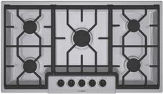 Bosch Cooktops, Bosch Gas Cooktops on sale everyday at Plessers. Bosch 800 Series, Bosch 36 Gas Cooktop with 5 Sealed Burners, Continuous Grates and Automatic Re-Ignition Stainless Steel Electric Cooktop, Gas And Electric, Thing 1, Buy Tools, Bosch, Lowes Home Improvements, Cool Things To Buy, Kitchen Appliances, Kitchens