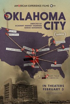 Oklahoma City - See the trailer   https://trailers.apple.com/trailers/independent/oklahoma-city/