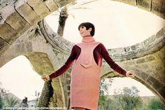 50+ bästa bilderna på Cardin, Quant & Courreges | kläder
