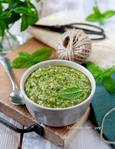 Salsa Fresca, Guacamole, Ethnic Recipes, Food, Mint, Essen, Meals, Yemek, Eten