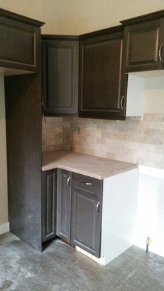 Kitchen Craft Thunder And Cabinets On Pinterest