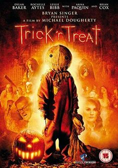 Trick r Treat movie poster Fantastic Movie posters movie posters movie posters movie posters movie posters movie posters movie Posters Trick R Treat 2007, Trick R Treat Movie, Streaming Hd, Streaming Movies, Halloween Film, Halloween 2019, Funny Halloween, Halloween Party, Horror Films